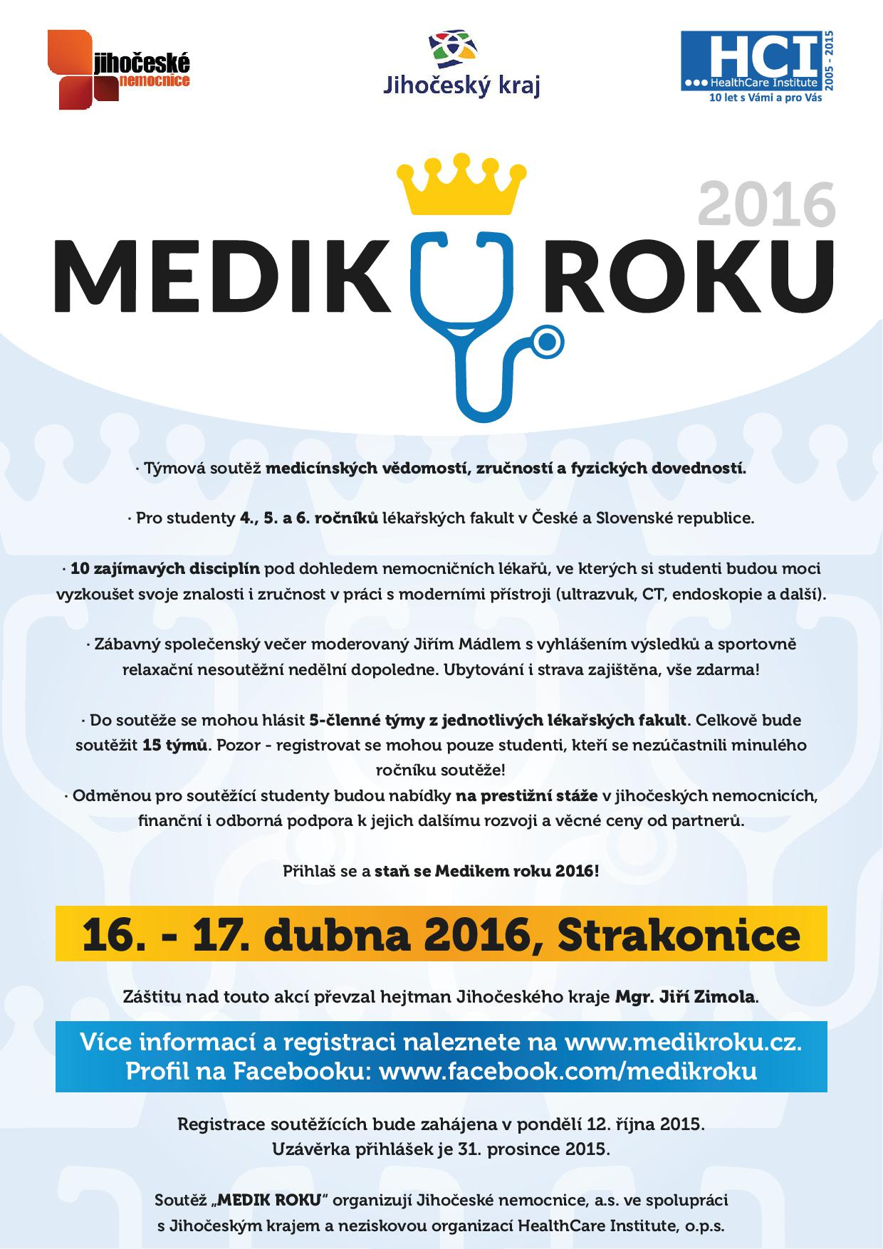 plakat medik roku